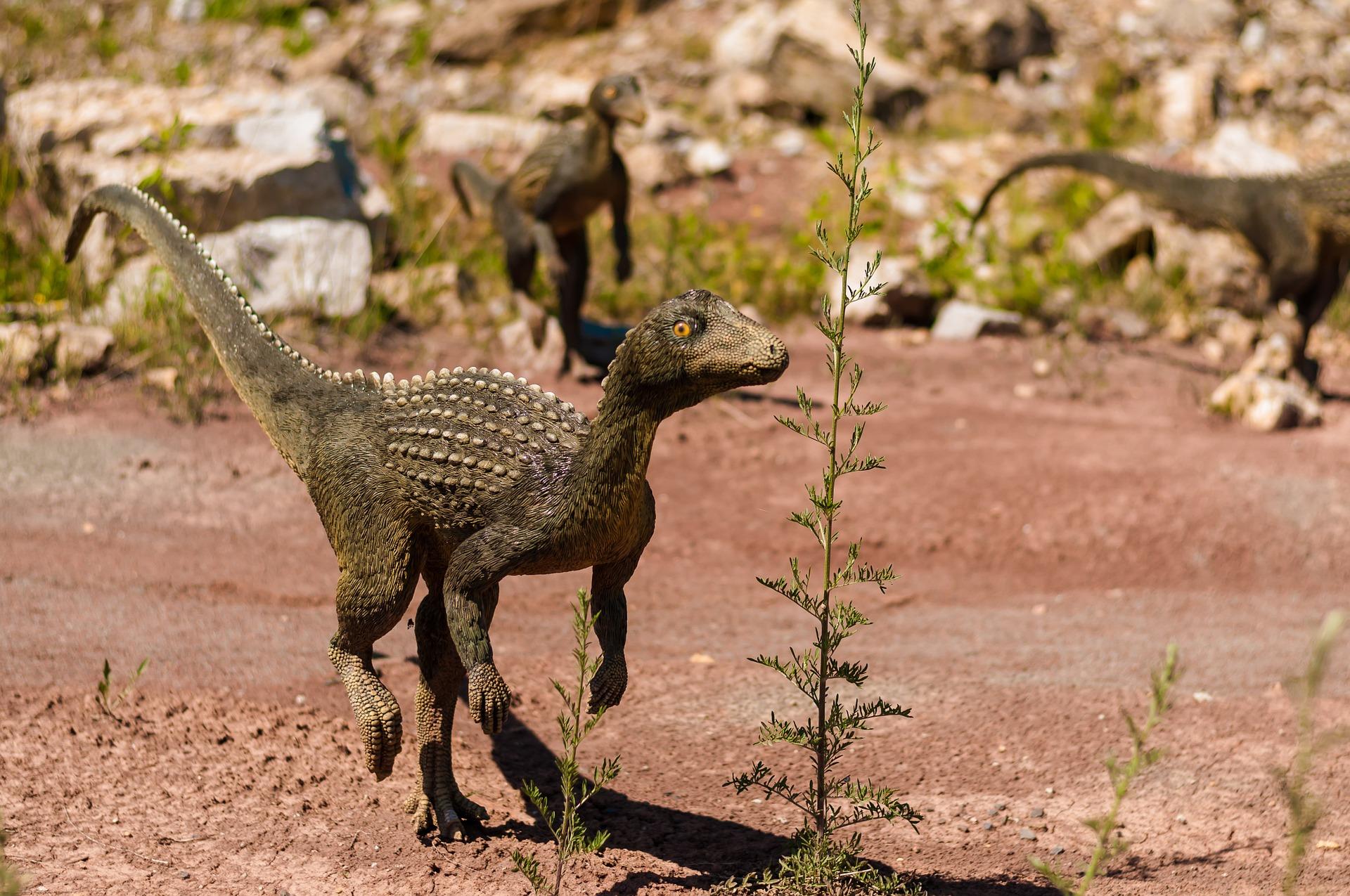 extinct animals pictures