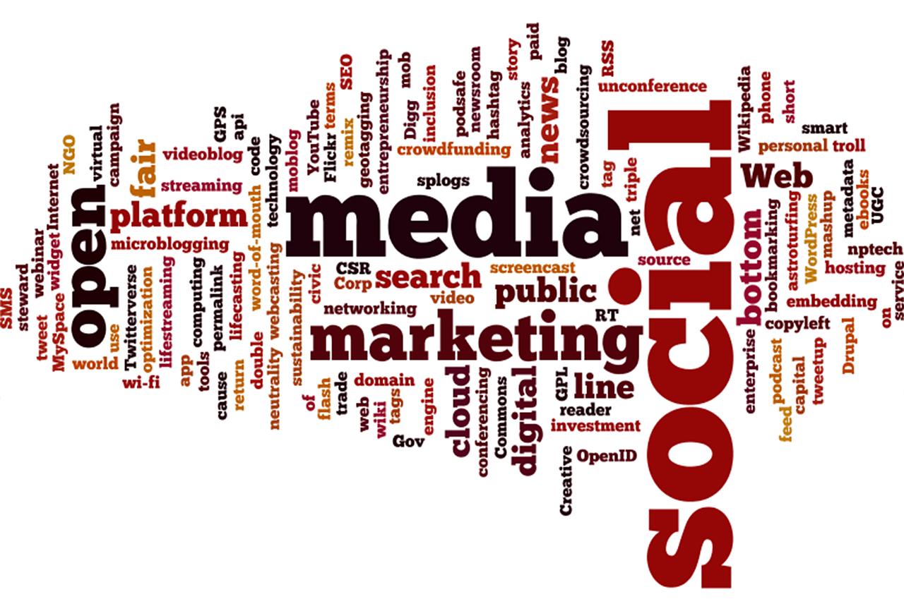 Social-media marketer