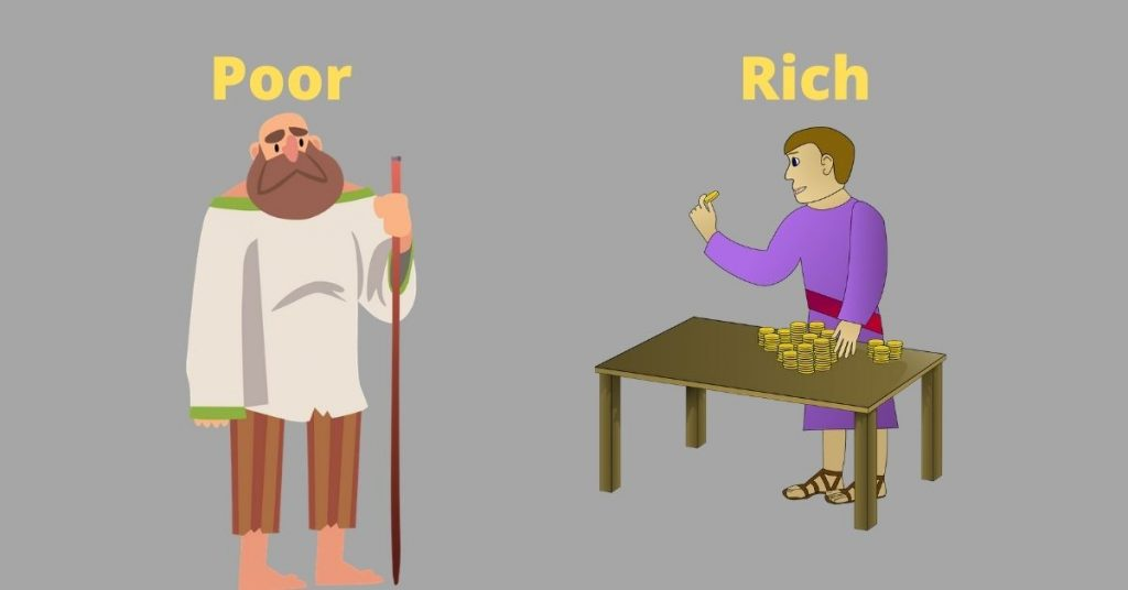 the Habits of the Rich and the Poor