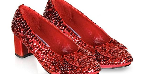 Harry Winston Ruby Slippers – $3 million