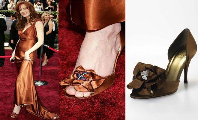 Stuart Weitzman Rita Hayworth Heels – $3 million